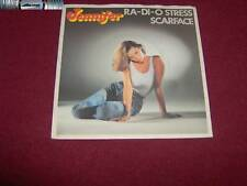 Jennifer - Ra-di-o stress / Scarface 1981  NUOVO