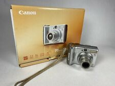 Canon PowerShot A560 7.1 MP Digital Camera 4x Optical Zoom Tested And Working