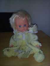 Vintage doll Made in England 70s palitoy ? tiny tears ?