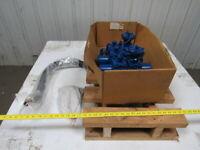 Quincy 6661X31L*00 Air Compressor Cylinder Head  W/Intercooler