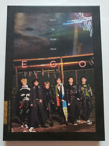 B.A.P BAP 8th Single Album EGO Korea Press CD - K-Pop No Photocard