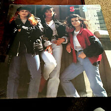 "SWEET SENSATION - EACH & EVERY TIME - 12"" VINYL SEALED 1990 - PIC COV BONZAI JIM"