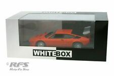 Lamborghini Urraco Rally Bob Wallace 1974 orange  1:43 WHITEBOX IXO WB 502 NEU