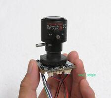 Mini IP camera 2.8-12mm ZOOM lens P2P ONVIF network HD 720P CCTV cam Security