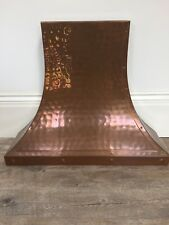 Fire copper hood canopy