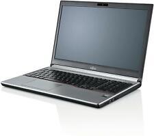 "Fujitsu LifeBook E756 Intel Core i5 6200U 2,3Ghz4GB 320GB 15,6"" DVD Win 10 Pro"