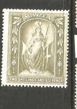 MALTA  1914-21  2/6   PICTORIAL  MLH   SG 87