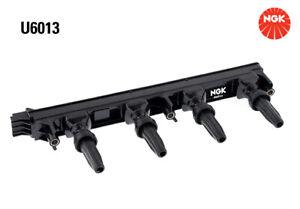 NGK Ignition Coil U6013 fits Citroen C4 Picasso 2.0 i 16V (UD) 103kw