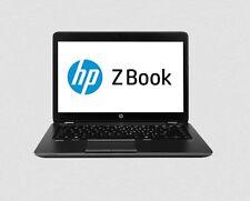 "HP ZBook 14 Mobile Workstation Intel i5 14"" para portátiles Matt DisplayPort retroiluminada"