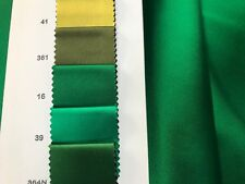 WATUSSO COMO Fabric Stretch Satin Stoff (Color 16)