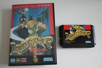 Sega Mega Drive Landstalker - Original aus Japan komplett