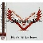 This War Will Last Forever, Mendeed, Very Good CD