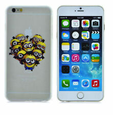 Minions Matte Mobile Phone Cases, Covers & Skins for Apple