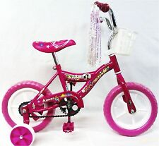 Brand New Girl 12 inch MY BIKE Bicycle Color Pink