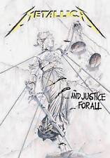 Metallica Justice Textile Poster Banner Flag Officially Licensed Rock Music