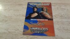 2004 American Choppers The Series Promo Card for Set - Motorcycles - Near Mint