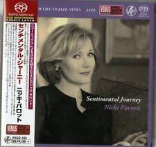 Sentimental Journey by Nicki Parrott (CD, Oct-2015)