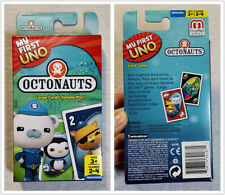 MATTEL UNO CARD GAME SEALED PACKAGE OCTONAUTS BGG48