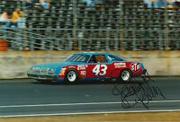The King Richard Petty Hand Signed Nascar 12x8 Photo 2.