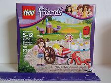 LEGO FRIENDS - Olivia's Ice Cream Bike- Model # 41030 - 98 pc set - Ages 5-12