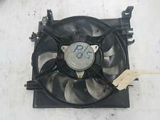 SUBARU XV RADIATOR FAN, G4X, 01/12-04/17