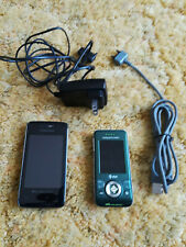 Sony Ericsson W580i (AT&T) Samsung SPH-M820 (Boost Mobile) FOR PARTS ONLY