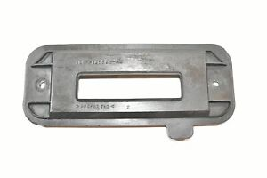01-04 Mazda Tribute ECM Engine Computer Module Cover Seal Bracket 1L8F12B523AD