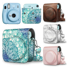 Protective Case For Fujifilm Instax Mini 11 Instant Camera Bag Cover with Strap