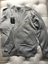 NEW with tags - Men's Lyle and Scott Cardigan - Small