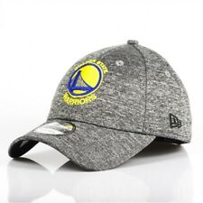 NEW ERA MENS 9FORTY BASEBALL CAP.GOLDEN STATE WARRIORS GREY WATER REPELLENT HAT.