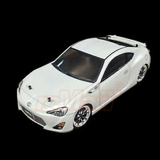 3Racing Toyota 86 Clear Body Parts 1:10 RC Cars Touring Drift On Road #LBD-86