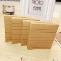 Office Stationary Post Planner Stickers School Supplies Memo Pad Sticky Note