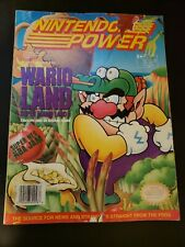 Nintendo Power Magazine W/ Poster + Trading Cards Volume 58 March 1994