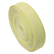 OMP Vibe Silencers White/Neon Yellow 85' Roll