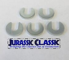 """5pk 46-85 GM 1/8"""" Round Universal Body Fender Shims Adjusters Alignment Caster"""