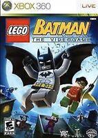 Lego Batman 1 Xbox 360/One/series X Kids Game The Videogame