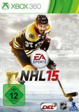 Xbox 360 NHL 15 Deutsch Neuwertig
