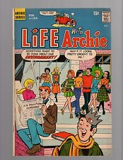 Life with Archie - Archie Comics Comic Book - Number 106 - 1971 - Good condition
