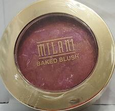 Milani Baked Blush  #07 Fantastico  Mauve / Sealed minor scratches
