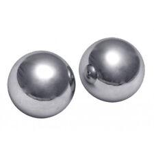 Master Series Titanica Extreme Steel Orgasm Balls - Balls & Capsules