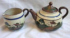 Longpark Pottery Tea Pots