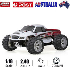 WLtoys A979B 4WD 1/18 Scale Monster Truck RC Car
