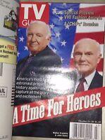 Tv Guide Magazine Walter Cronkite John Glenn October 24-30, 1998 042417nonrh