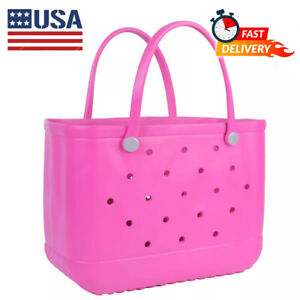 New Beach Summer Bogg Bag For Woman Extra Large Capacity Casual Lady Bag from US