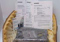 555-1106 SIEMENS CPU SIMATIC 555 8192 PT 1.8M PROFIBUS DP