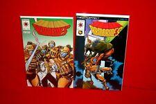 Valiant Comics Armorines 1 & 5  VVF/NM