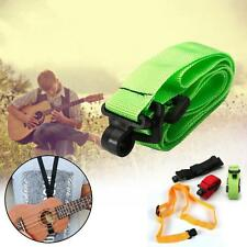 Ukulele Braid Suspender Nylon Strap Snap On Hook For Small Four String Guitar UP