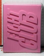 FIGHT CLUB BLU-RAY FULL+LENTI SLIP (3) STEELBOOKS! MANTALAB ONE CLICK! ME#6