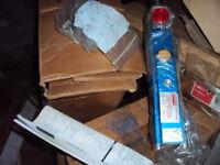 Pkg//50 1//4 X 3//4 Imperial 69110 Slotted Binding Thread Cutting Screw