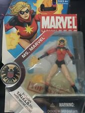 "Ms. Marvel Classic Version 3.75"" Marvel Universe 2008 #23 Hasbro New Sealed."